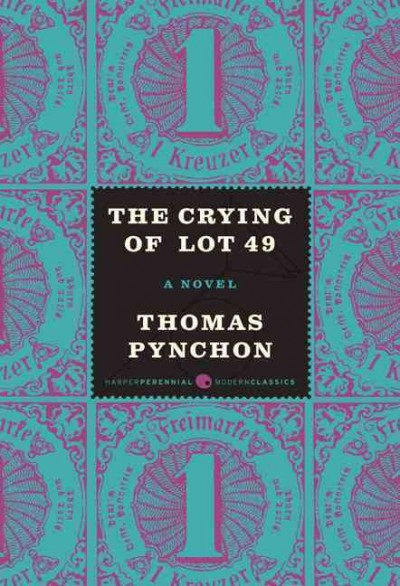 The Crying of Lot 49 book cover