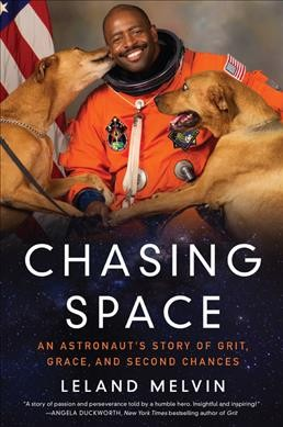 Chasing Space book cover