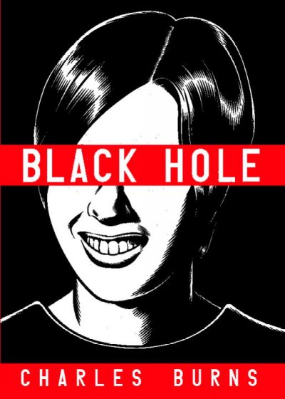 book cover image Black Hole