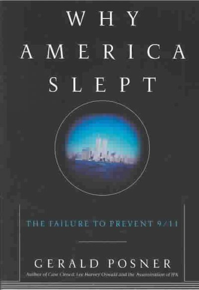 Why America Slept by Gerald Posner