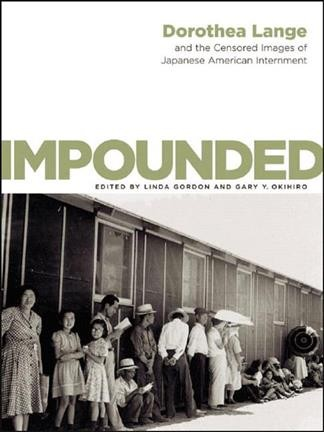 Impounded book cover