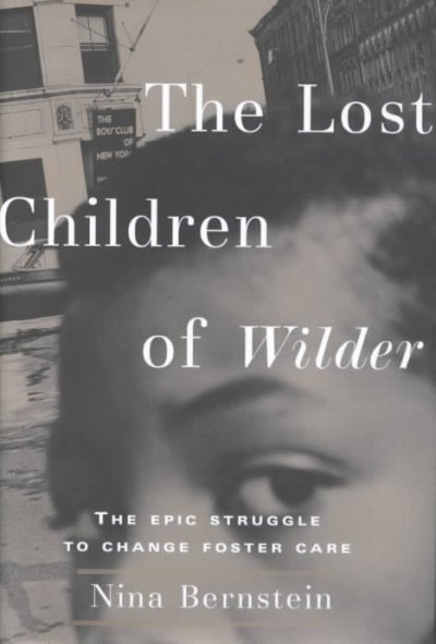 The Lost Children of Wilder book cover