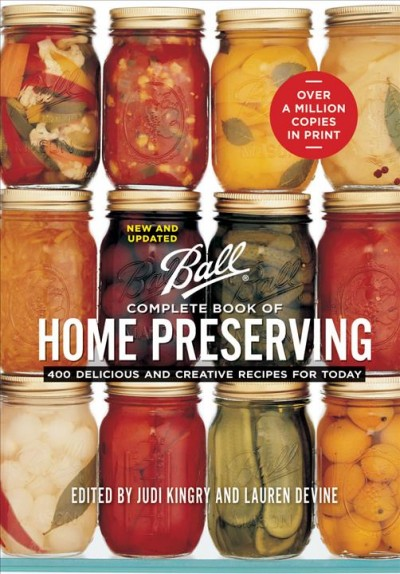 Complete book ofhomepreserving