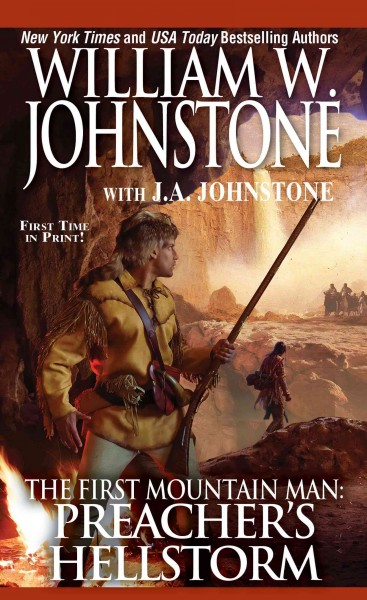 Preacher's Hellstorm by William W. Johnstone