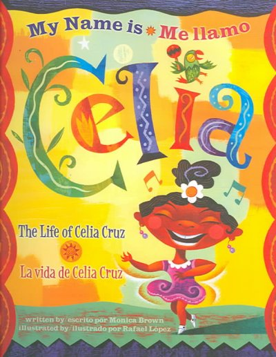 My Name Is Celia book cover