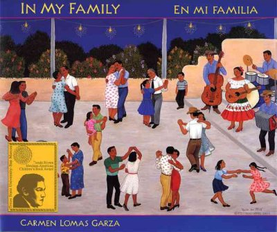 In my Family book cover