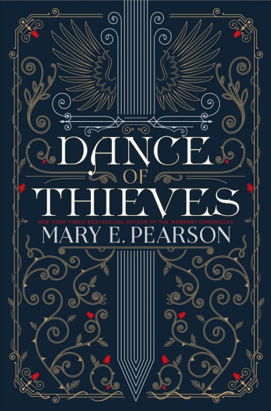 Dance of Thieves book cover