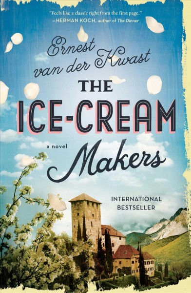 The Ice-Cream Makers book cover