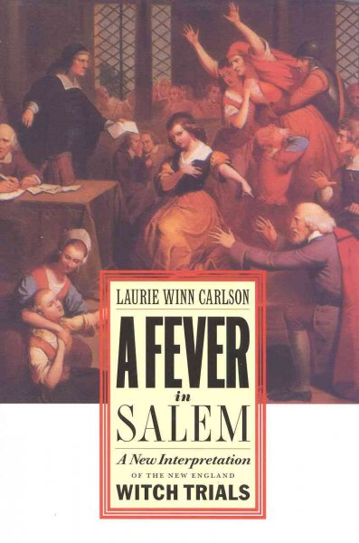 A Fever in Salem book cover