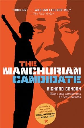 The Manchurian Candidate book cover