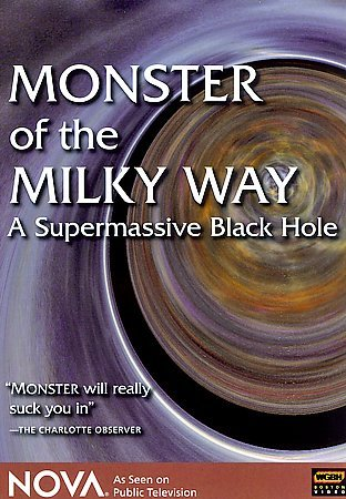 dvd cover image Monster of the Milky Way