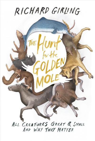 The Hunt for the Golden Mole by Girling
