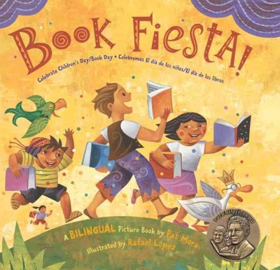Book Fiesta! book cover