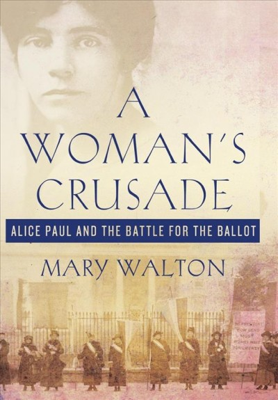 A Woman's Crusade book cover
