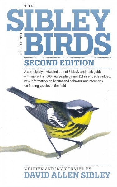 The Sibley Guide to Birds book cover