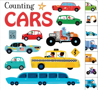 Counting Cars by Mara van der Meek