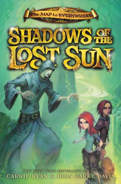 Shadows of the Lost Sun by Carrie Ryan
