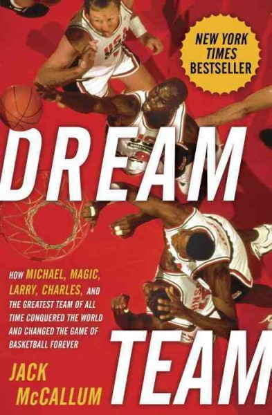 Dream Team book cover