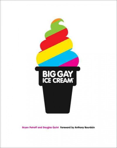 Big Gay Ice Cream book cover