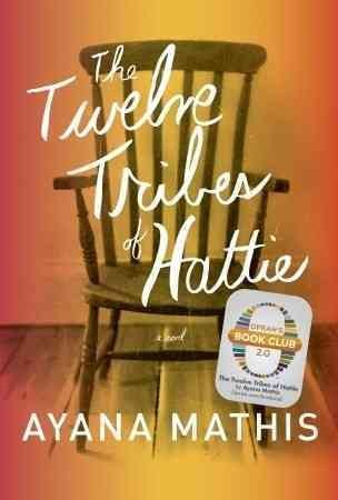 The Twelve Tribes of Hattie book cover