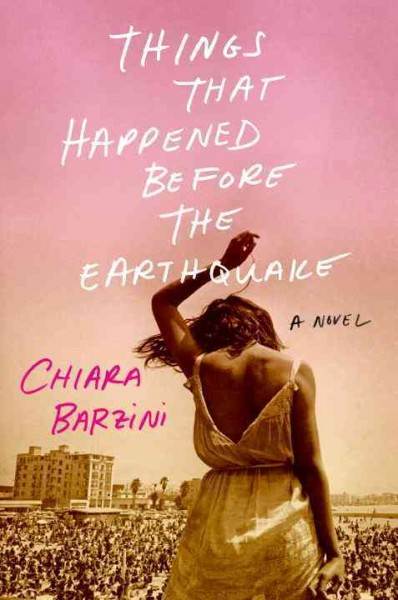 book cover image of Things That Happened Before the Earthquake