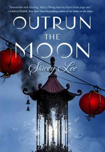 book cover image of Outrun the Moon