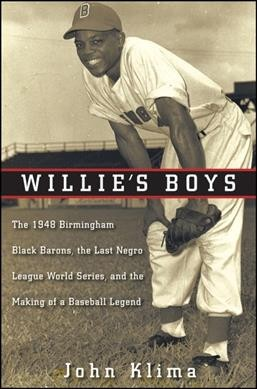 Willie's Boys book cover