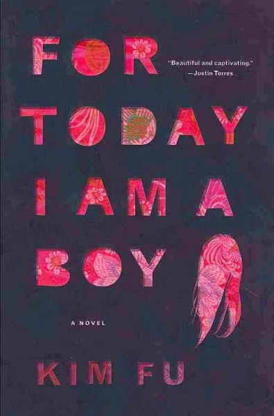 For Today I Am a Boy book cover