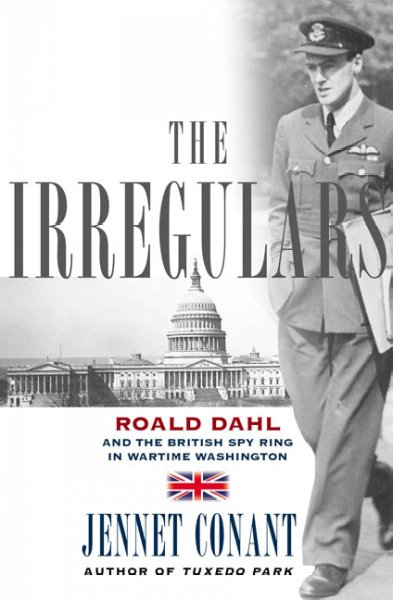 The Irregulars book cover