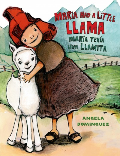 Maria Had a Little Llama book cover
