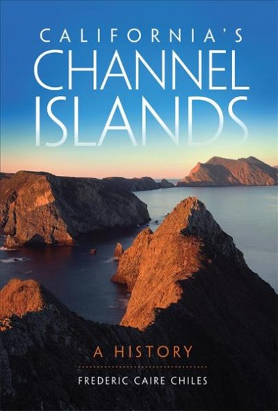 California's Channel Islands book cover