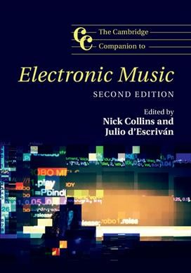 Image of book cover: The Cambridge companion to electronic music