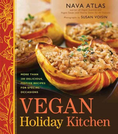 Vegan Holiday Kitchen book cover
