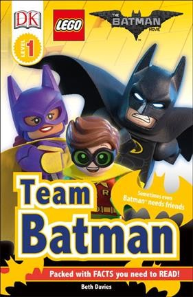 Team Batman by Beth Davies