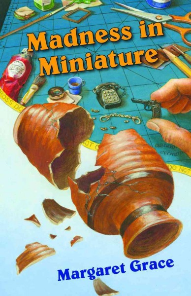 book cover image of Madness In Miniature
