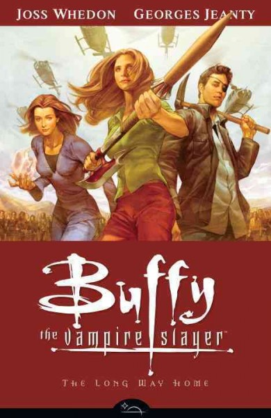 graphic-novel-cover-image-Buffy-the-Vampire-Slayer