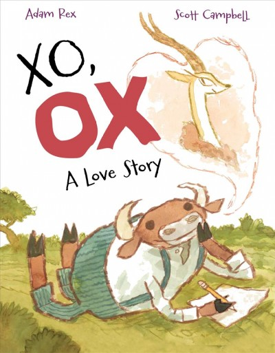 XO, Ox by Adam Rex