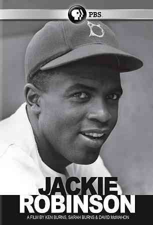 Jackie Robinson DVD cover