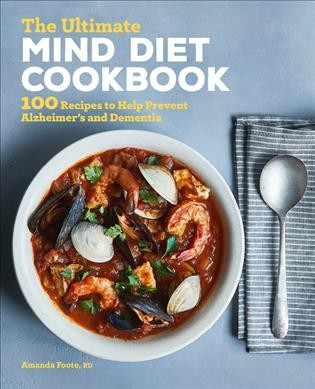 The Ultimate Mind Diet Cookbook