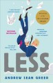 Less: A Novel book cover