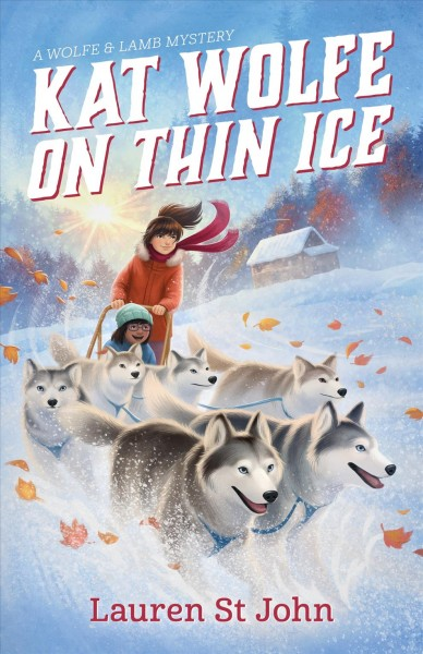 Kate Wolfe on Thin Ice