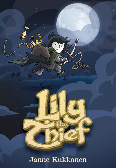 [Lily the Thief]