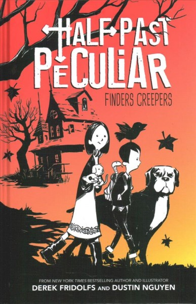 Half Past Peculiar: Finders Creepers