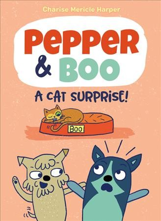 Pepper and Boo: A Cat Surprise