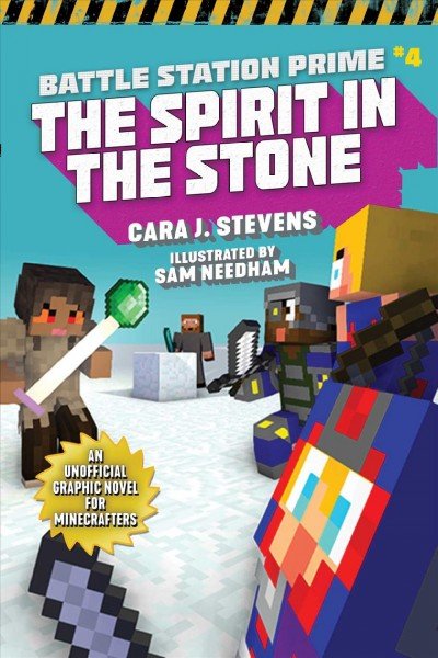 Battle Station Prime: The Spirit in the Stone