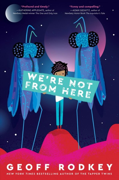 [We're Not from Here]