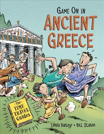The Time Travel Guides: On the Run in Ancient Greece