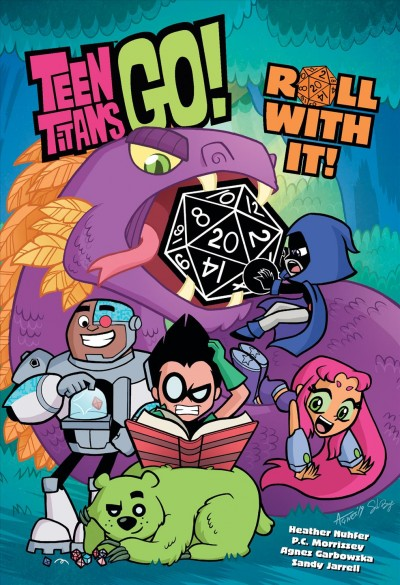 Teen Titans Go: Roll with It!