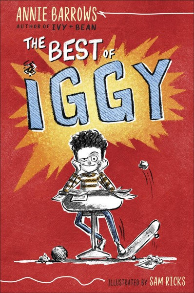 Best of Iggy by Annie Barrows