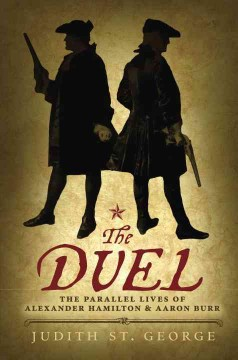 The duel book cover